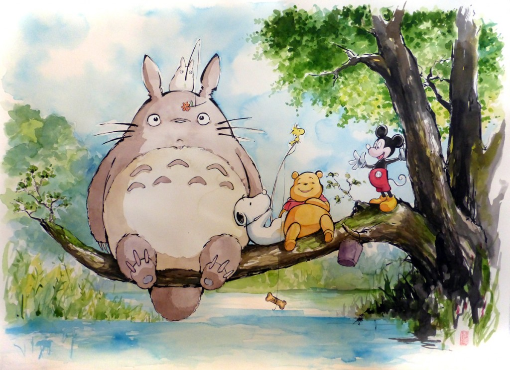 Totoro-and-friends